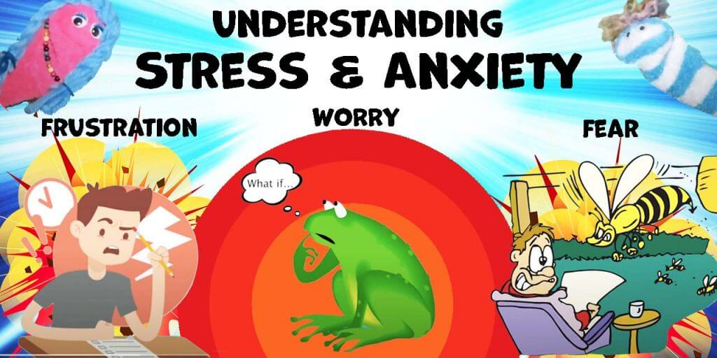 Understanding Stress & Anxiety for Kids